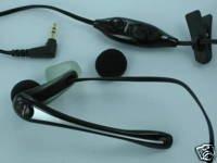Lot of 6 Plantronics MX250 Headset Earpiece Handsfree On/Off/Mute