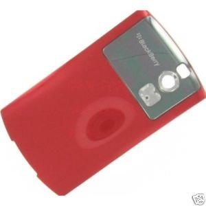 T-Mobile RIM Blackberry Curve 8320 OEM Red Battery Door Cover