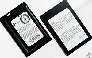 NEW HTC XV6800 PPC6800 P4000 Mogul OEM EXTENDED BATTERY BTE6800