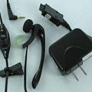 OEM Verizon Headset+Wall House Charger LG VX8300 VX9800 VX6100 VX5200 VX6200 VX6190