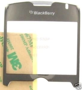 Verizon OEM BlackBerry Curve 8330 Silver LCD Screen Lens