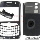 Alltel RIM Blackberry Curve 8330 OEM Black Housing Case