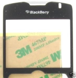 Alltel OEM BlackBerry Curve 8330 LCD Screen Lens Glass Black