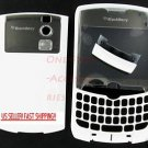 RIM Blackberry Curve 8330 White Housing Case Metro PCS