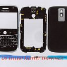 Original RIM BlackBerry Bold 9000 Complete Housing Case+Free Tool Kit