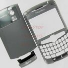 AT&T BlackBerry Curve 8300 8310 8320 OEM Housing Case Titanium
