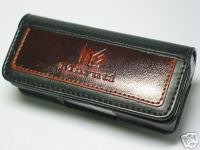 Leather Pouch Case For Blackberry Pearl 8130 8120 8110 8100