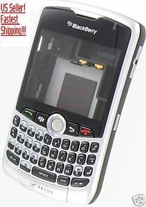 Original Complete Housing 4 Telus BlackBerry 8330 Curve