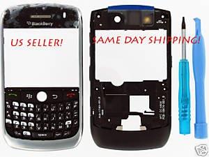 OEM Original RIM BlackBerry Javelin Curve 8900 Housing Case+Tool Kit