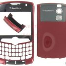 No-Logo OEM RIM BlackBerry 8300 8310 8320 Curve Housing Burgundy Red