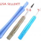 T5 T6 Screwdriver PRY OPENING OPENER TOOL KIT SET RIM BLACKBERRY CURVE 8300 8310 8320 8330 8350I