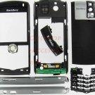 Black TMobile Genuine BlackBerry 8100 Pearl Housing Case