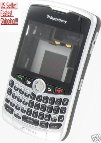 Original OEM Full Housing Case For Telus RIM BlackBerry 8330 Curve