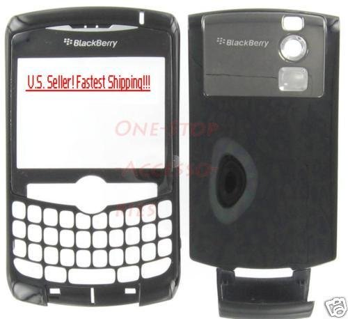 Genuine OEM Blackberry Curve 8300 8310 8320 Full Housing Case