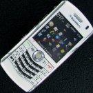 White Sprint Blackberry Pearl 8130 Smart Phone Handset