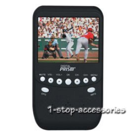 Digital Prism ATSC-300 3.5'' LCD Handheld Television FM