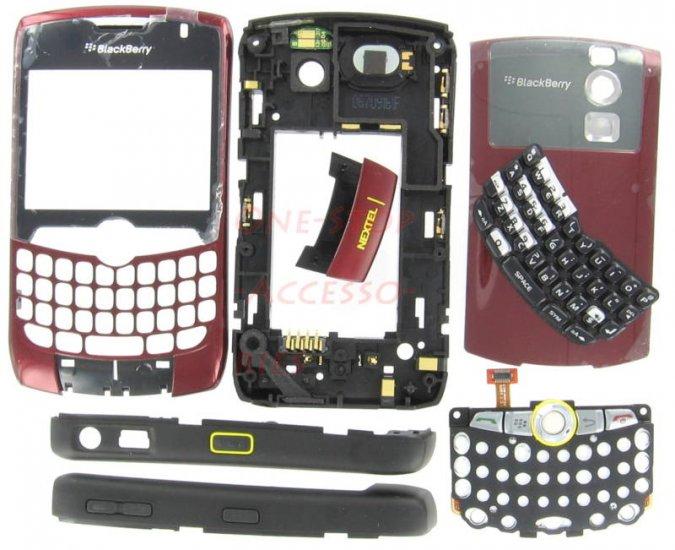 Nextel RIM BlackBerry 8350i Original Full Housing Case
