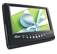 "Digital Prism ATSC-710 7"" 7 inch Screen Portable LCD TV"