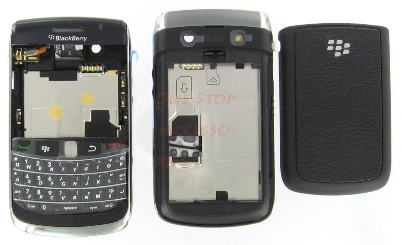 Genuine OEM RIM BlackBerry Bold 9700 Full Complete Housing Case