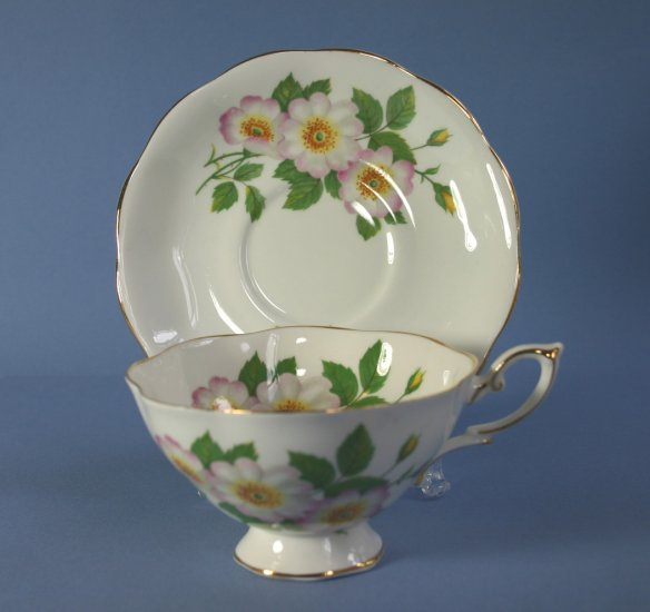 Royal Standard Bone china Cup and Saucer Set (Footed) #2