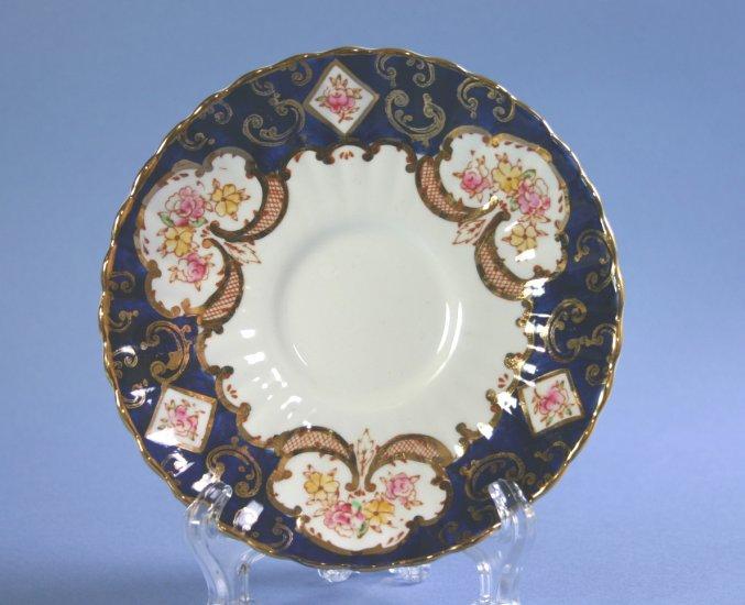 Royal Stafford HERITAGE (COBALT BLUE) Saucer Plate Only