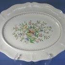 """Royal Doulton Medford Oval Serving Platter 15"""""""
