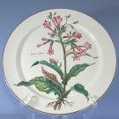 Villeroy & Boch Botanica Chop Plate (Round Platter) 12 Inch - Nicotiana Tabacum