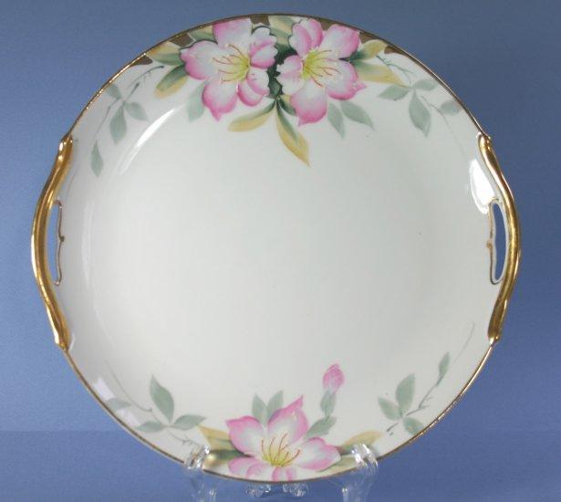 Noritake Azalea (OLDER) Handled Cake Plate