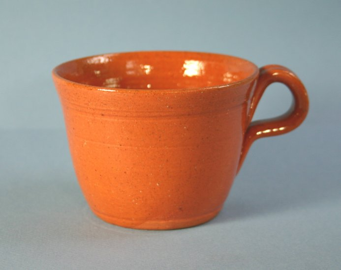 BEN OWEN SR North Carolina Pottery Coffee Cups - Mugs