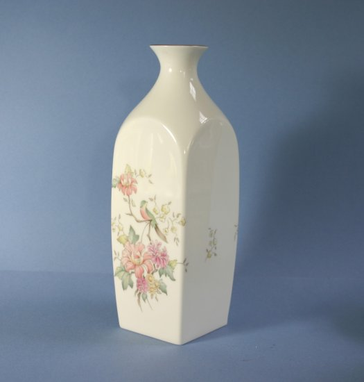 Royal Doulton Mystic Dawn Pink Bud Vase