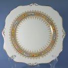 "Royal Stafford Bone China REGENCY 9"" Square Cake Plate"