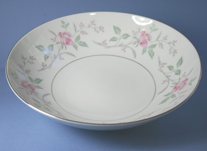 Mikasa Yours Truly Round Vegetable Bowl 9 inch