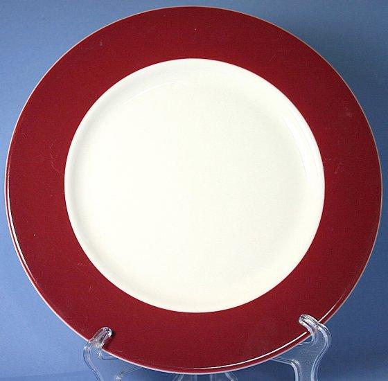 Syracuse Carolina - Maroon (Restaurant) Dinner Plate