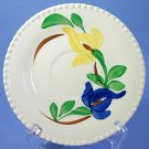 """SPI - Southern Potteries - Blue Ridge Hand Painted #3988 CARNIVAL 5"""" Saucer Only"""