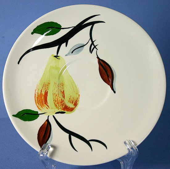 SPI - Southern Potteries - Blue Ridge Hand Painted #4159 ANJOU Saucer Only