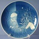 Bing & Grondahl 1978 Christmas Plate A Christmas Tale