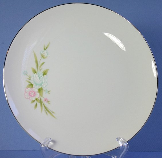 "Sango 6276 Chapel Rose 7"" Salad Plate"
