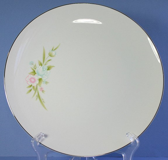 "Sango 6276 Chapel Rose 10"" Dinner Plate"