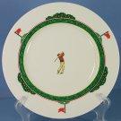 Christopher Stuart Fairway Salad Plate