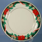 Tienshan Deck The Halls (Verge) Salad Plate