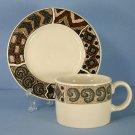 Sakure Sue Zipkin Crete Cup and Saucer Set (Flat)