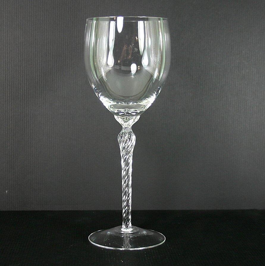 "Lenox Crystal Aria 8"" Water Goblet"