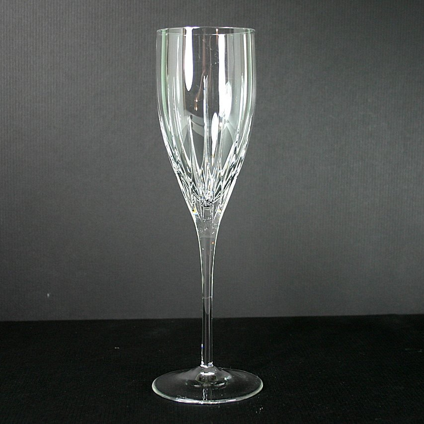 Rogaska Soho (Cut) Fluted Champagne