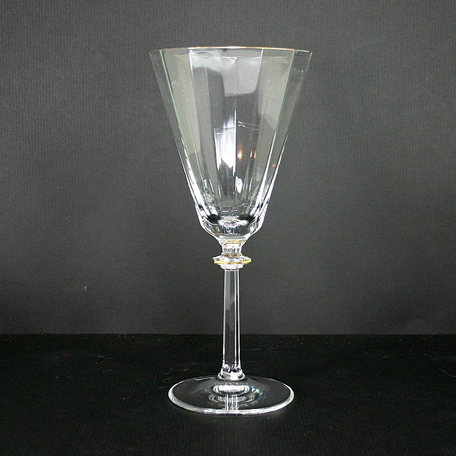 Mikasa South Hampton Gold Water Goblet