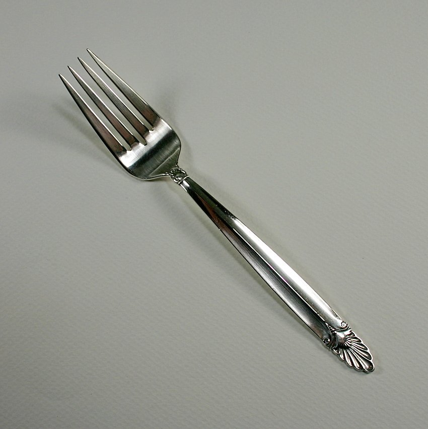 International Silver Empress Sterling Individual Salad Fork
