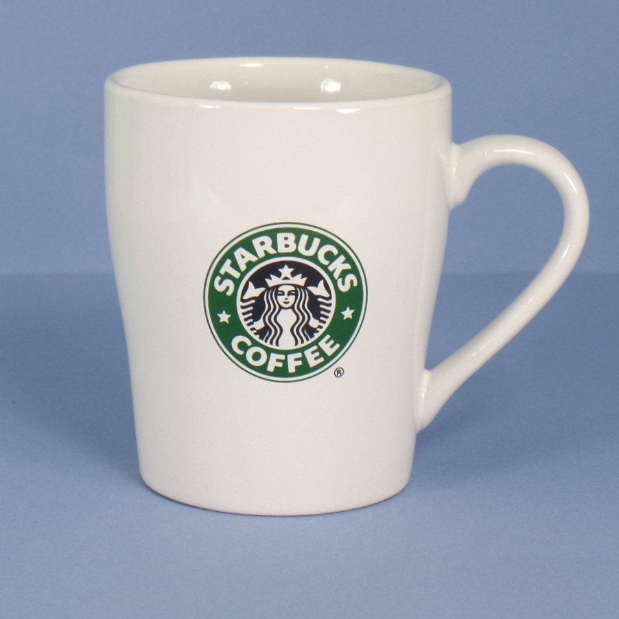 2007 Starbucks Coffee Mermaid Siren Series Coffee Mug - 8 fl oz