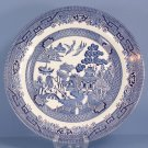 Churchill Willow Blue (Columbia) Dinner Plate