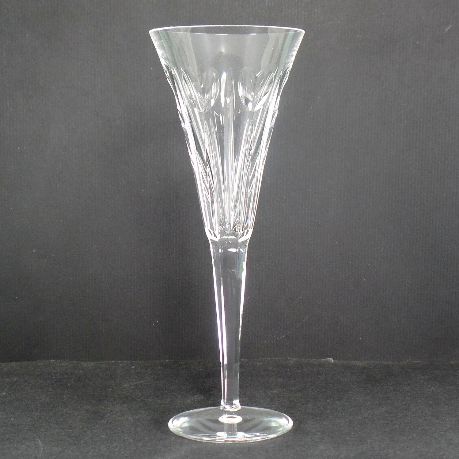 Waterford Millennium Fluted Champagne - Love