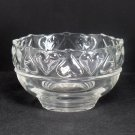 Tiffany & CO Crystal Hearts 5 inch Round Bowl