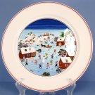 Villeroy & Boch Naif Christmas Dinner Plate
